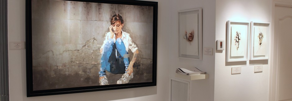 Galería de Arte David Bardía. Alberto Rodríguez Serrano III
