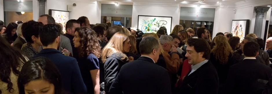Inauguración Exposición II Blanca Cuesta